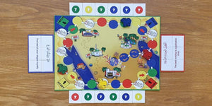 Hadith Quest Board Game