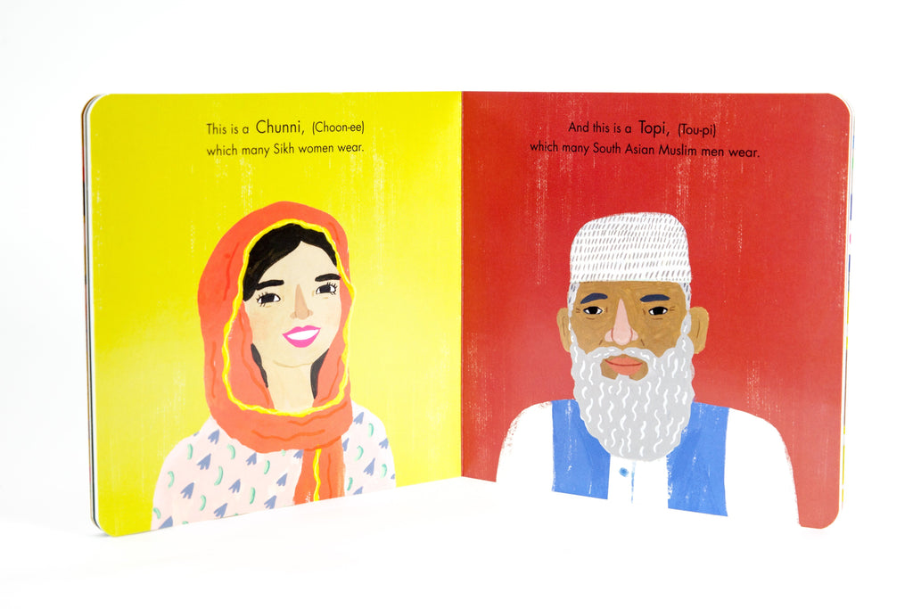 Hats of Faith - Multi-faith Inclusive book for kids - Salam Occasions - Shade7 Publishing