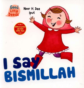 I Say Bismillah - Salam Occasions - The Islamic Foundation
