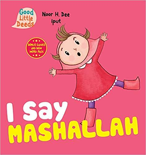 I Say Mashallah - Salam Occasions - The Islamic Foundation