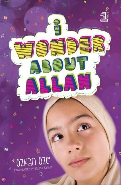 I Wonder About Allah: Book 1 - Salam Occasions - Kube Publishing