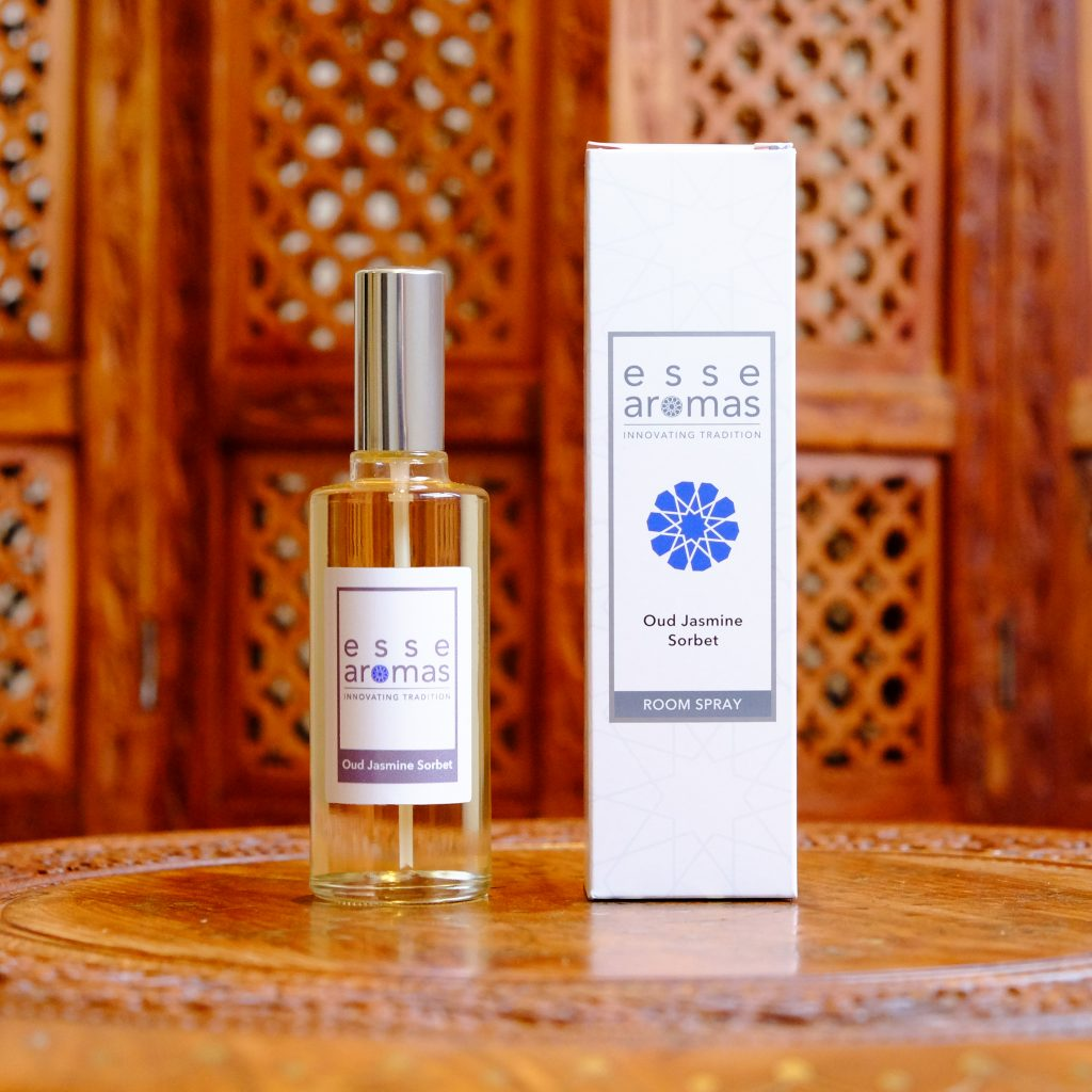 Room Spray - Oud Jasmine Sorbet