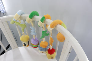 Mini Muslims - Islamic Cot Spiral Toy - Salam Occasions - Mini Muslims