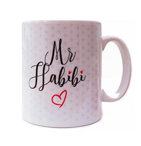 Mr Habibi - Mug - Salam Occasions - Islamic Moments