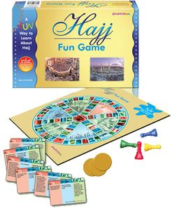 The Hajj Fun Game