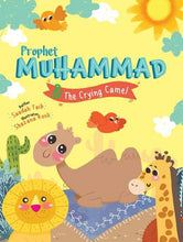 Load image into Gallery viewer, Prophet Muhammad and the Crying Camel Activity Book - Salam Occasions - Kube Publishing