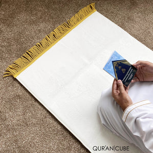 Quran Cube – Super Soft Prayer Mat Gift Set
