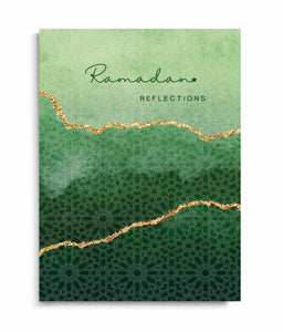 Ramadan Reflections - Perfect Bound Notebook - Salam Occasions - Islamic Moments