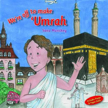 We're Off To Make Umrah - Salam Occasions - Kube Publishing