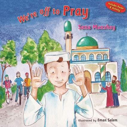 We're Off To Pray - Salam Occasions - Kube Publishing