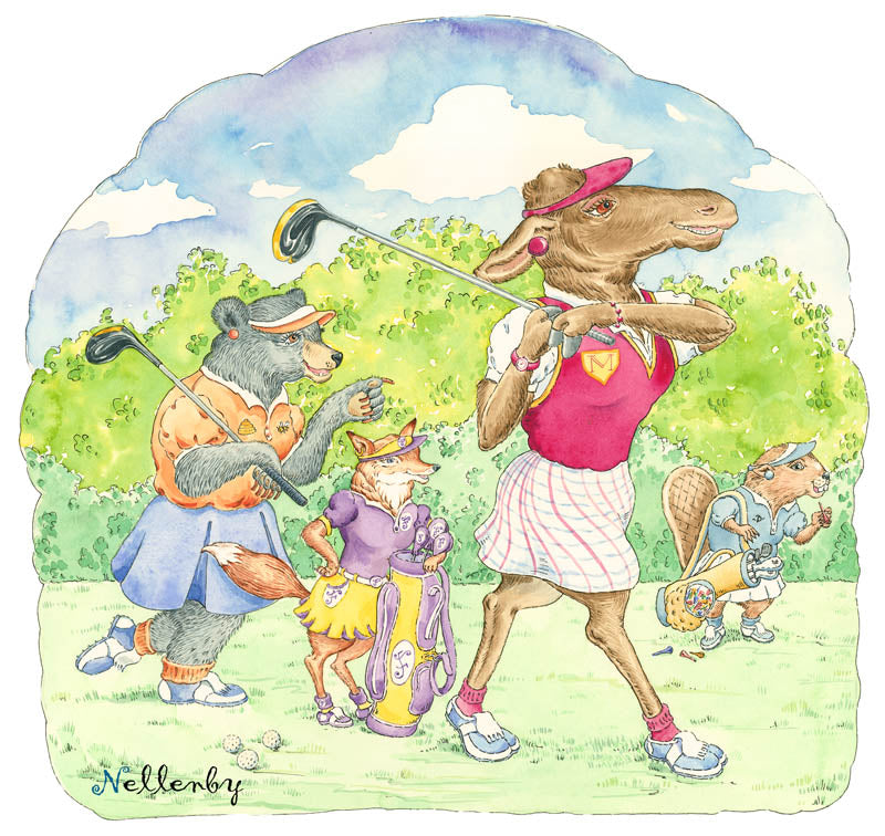 Mug - 'Gals on the Fairway'