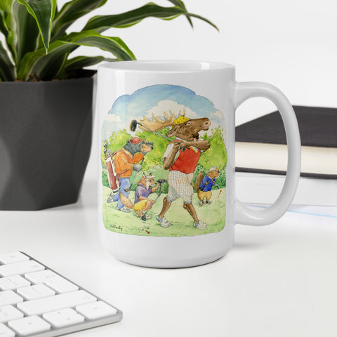 "Mug - ""Guys on the Fairway"""