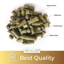 Load image into Gallery viewer, Best Quality: Our blend of sprout pellets was a medalist in best quality of pellet.