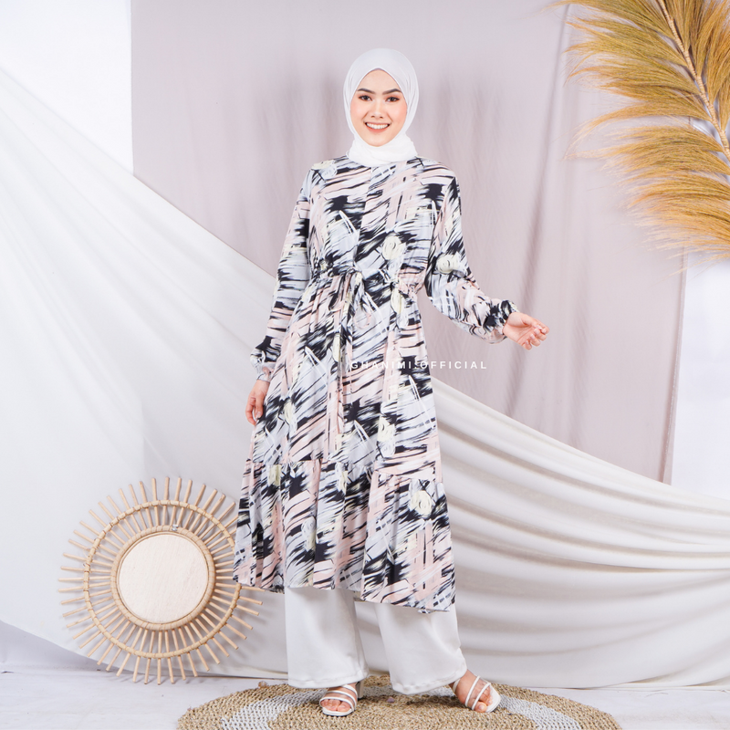 Casya Midi Dress