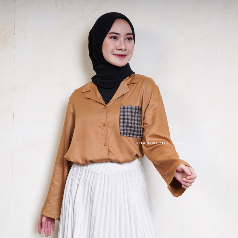 Jenar Shirt Bronze