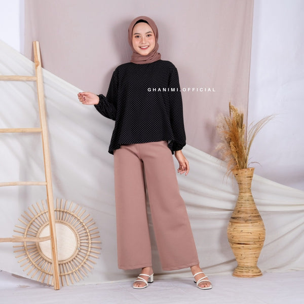 Aleta Blouse Black
