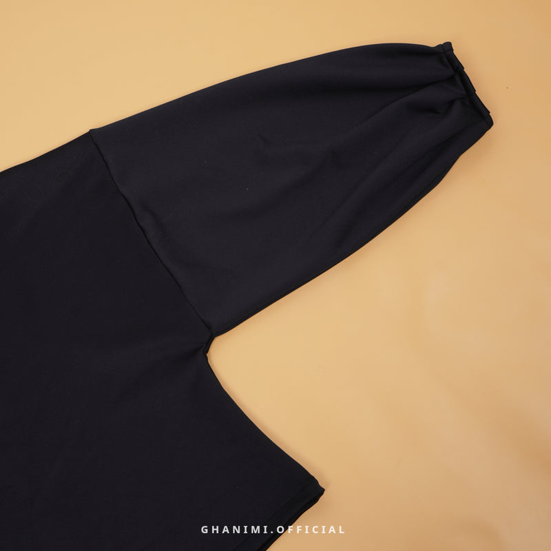 Bevi Blouse Black