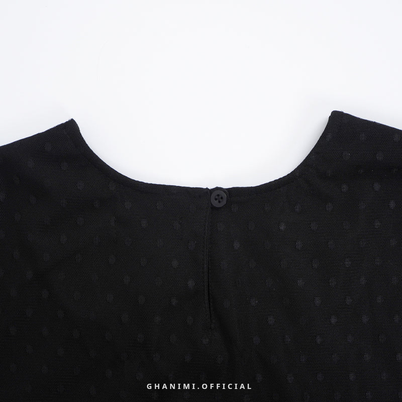 FREYA BLOUSE BLACK