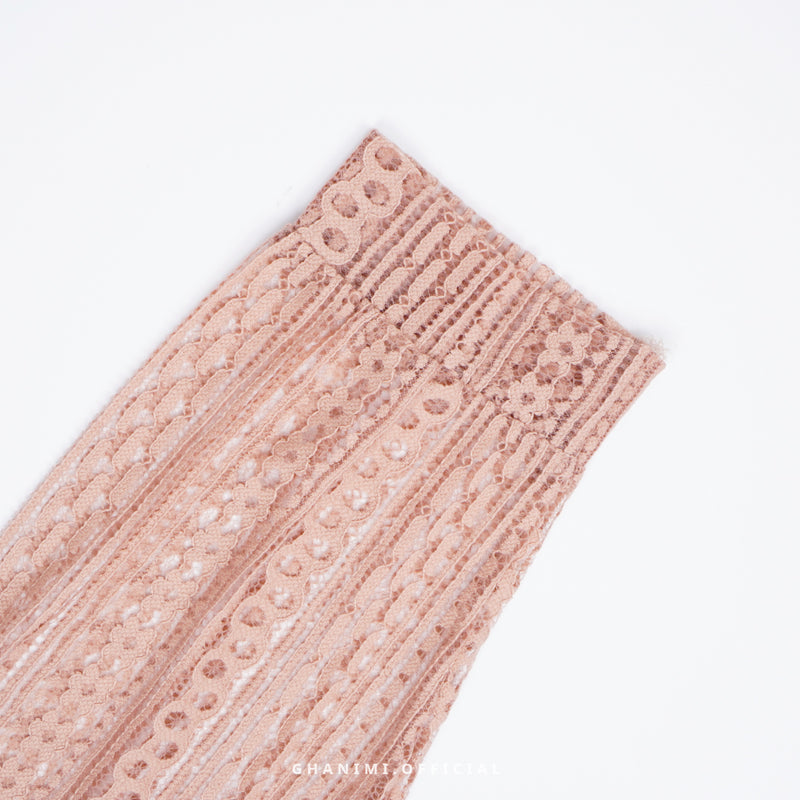 NARA LACE OUTER VOL 2 NUDE