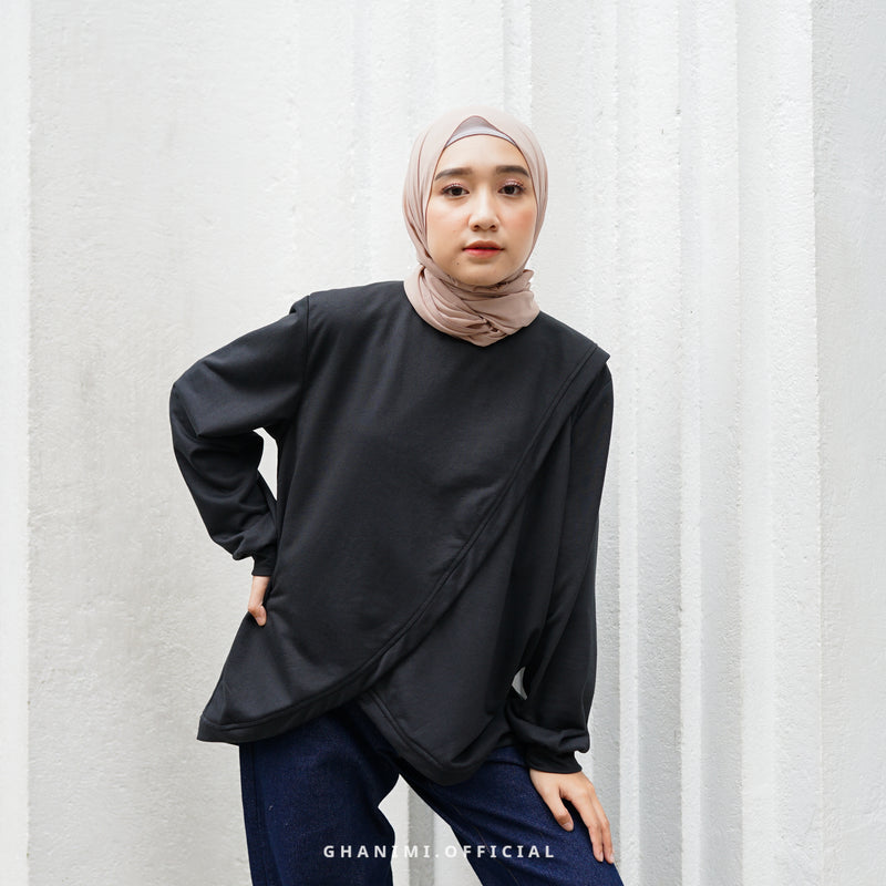 Abira Blouse Black