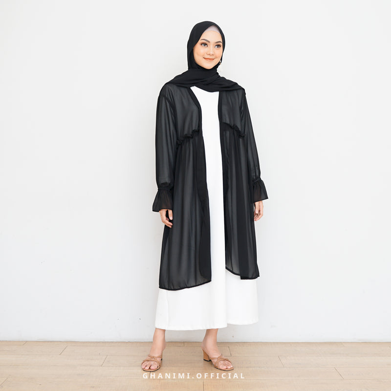 JEANNIE LONG OUTER BLACK
