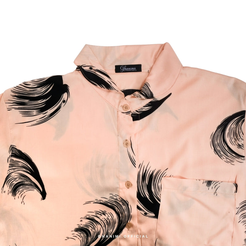Eri Shirt Peach