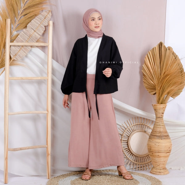Haya Outer Black