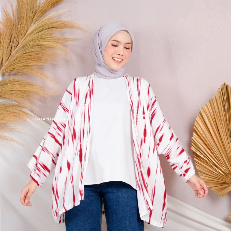 Giolla Outer White Berry