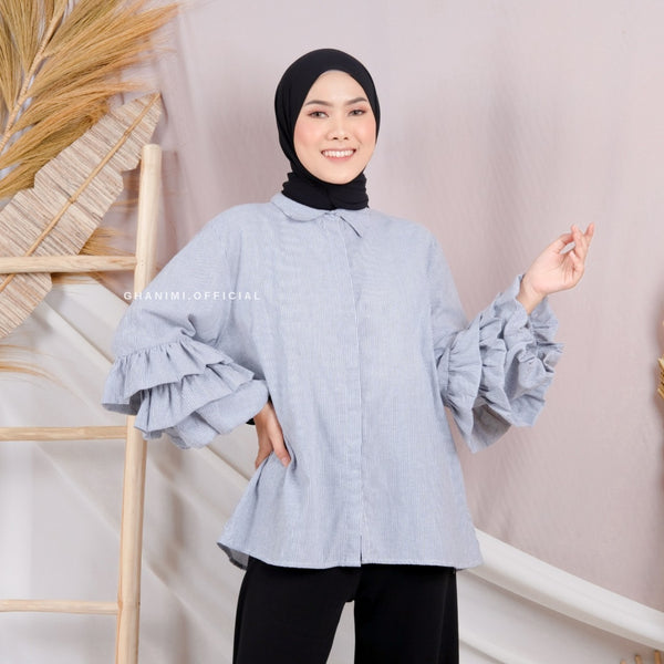 Vasha Shirt Denim