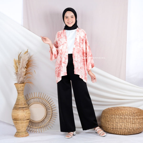Giolla Outer Peach