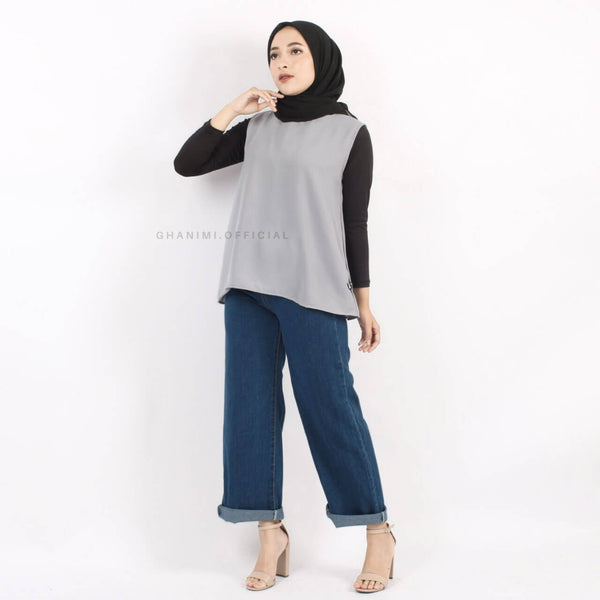 Inner Sleeveless Grey
