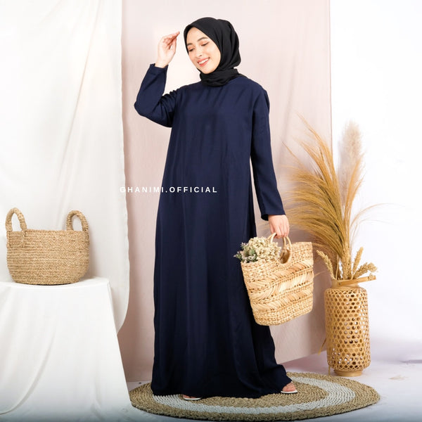 Long Inner Sleeve Navy