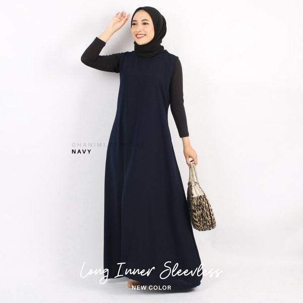 Long Inner Sleeveless Navy