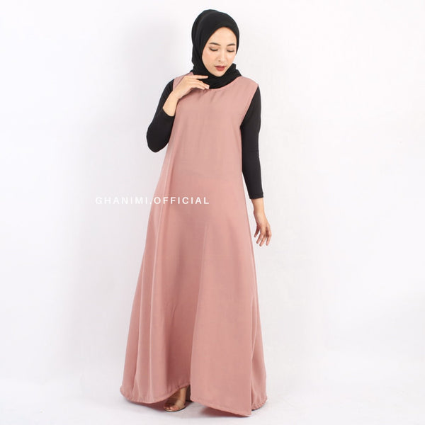 Long Inner Sleeveless Baby Nude