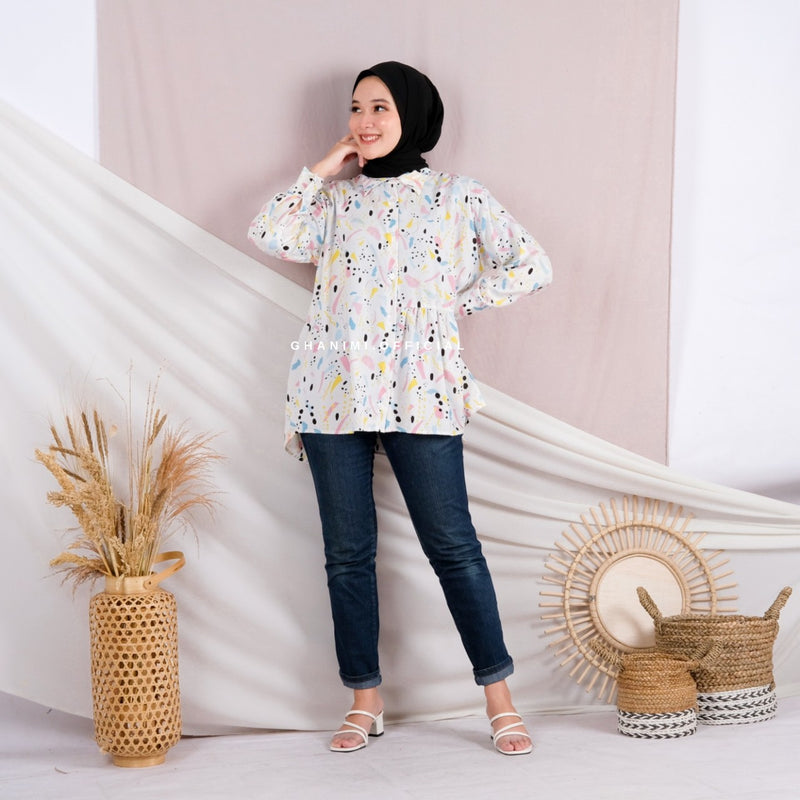 Messa Shirt White