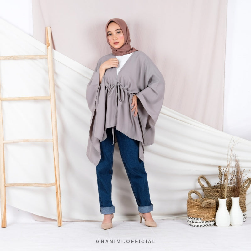 Haiqa Outer Grey