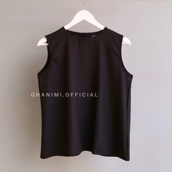 Inner Sleeveless Black