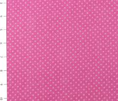 Pink flannel tone on tone small polka dots 108-2502
