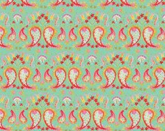 Paisley Love Mint