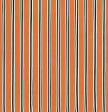 Candelabra; Candy Stripe - Orange