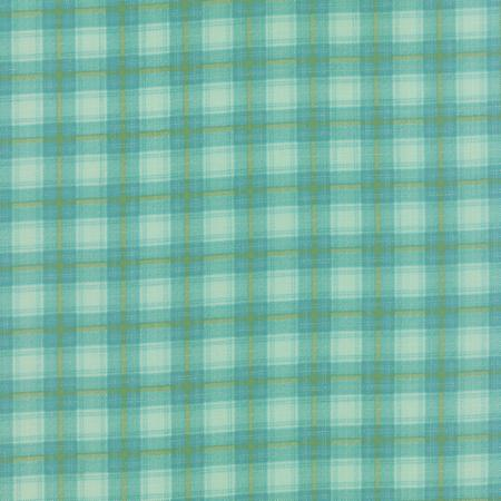 Very Merry Sky Plaid -Fat Quarter