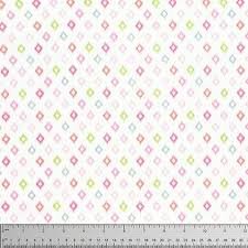 Meadow - Pink - Fat Quarter