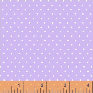 Windham Basics Pastels: Lilac Dot