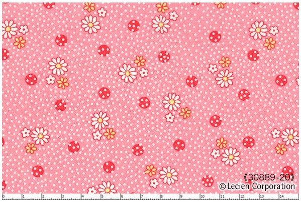 Old New Fabric Collection 30's: 30889 Pink