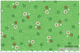 Old New Fabric Collection 30's: 30889 Green