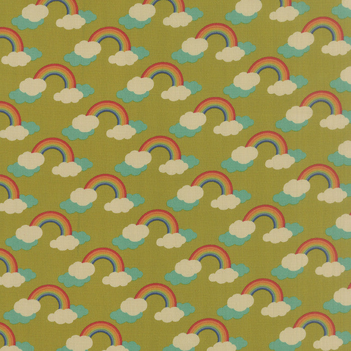Flying Colors: Rainbows in Clover