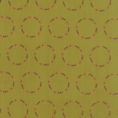 Flying Colors: Rainbow Circles Clover 33064-13
