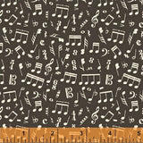 Type Band - Music Notes