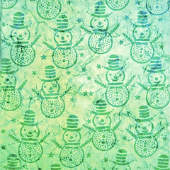 Batik - Frost Dance - Mindy Mint