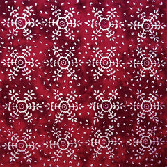 Batik - Frost Dance - Red Bendera